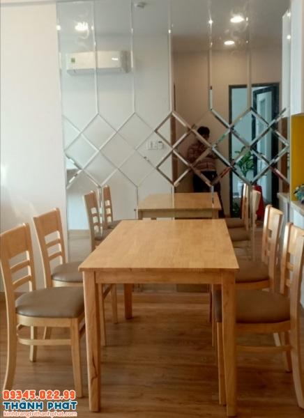 Kính trang trí bàn ăn thái lan
