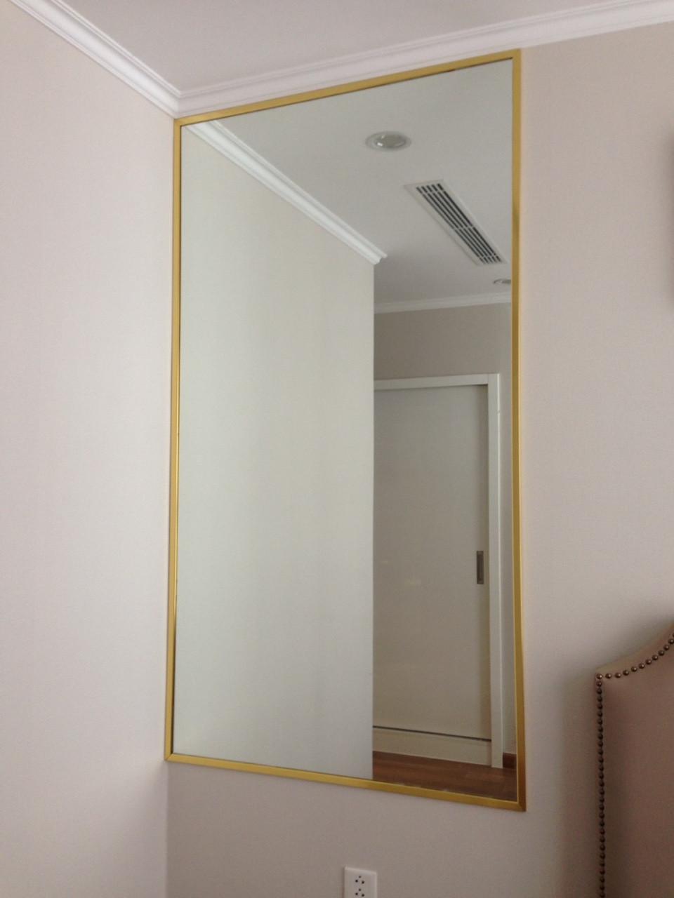 gương soi toàn thân treo tường